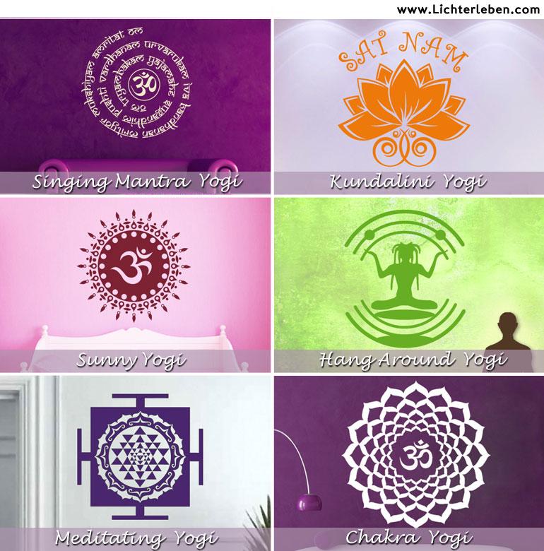 Yoga_OM_Symbol_Wandtattoo_Lichterleben